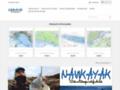 Carte de Randonnée Kayak de mer