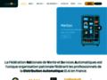 Détails : NAVSA - Chambre syndicale de la Distribution Automatique - Accueil
