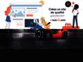 Voir la fiche détaillée : Néo Pak'Europe : Spécialiste français dans le matériel de manutention