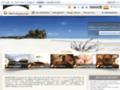 Capture du site http://www.neorizons-travel.com/fr/