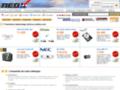 achat materiel informatique sur www.neox.fr
