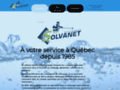 Nettoyage à haute pression à Québec | Nettoyage Solvanet Inc