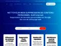 Détails : Suppression de données personnelles référencées sur Google