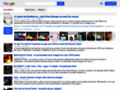 Détails : Actualité Google