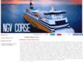 NGV corse : les navires à grande vitesse