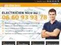 Détails : Les électriciens professionnels  à Nice