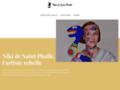 Détails : Niki de Saint-Phalle, l'artiste franco-américaine