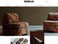 tissus ameublement sur www.nobilis.fr