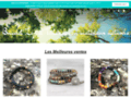 Nolvas : bracelet pierre naturelle