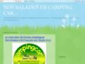 Balades en camping d'une petite famille - Raconter vos histoire