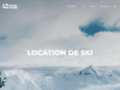 Notre sphère - location de ski