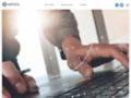 Détails : Création site internet Noviatis