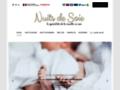 Détails : Nuits de Soie : couette special couple
