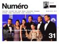 numero sur www.numero-magazine.com