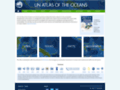 Un Atlas of the Oceans (en anglais)