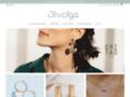bijoux fantaisie sur www.olivolga.com