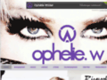 Ophélie Winter - Site officiel de la chanteuse française de RNB
