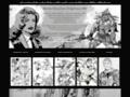 Détails : Dessins originaux de bandes dessinées