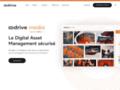 Détails : Gestion et hébergement de contenus en ligne