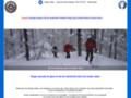 Ski de randonnée et cascade de glace