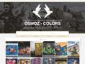 Détails : Osmoz Colors - Décorations murales