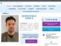 Détails : Contactez un ostéopathe pour des douleurs dorsales à Paris 8