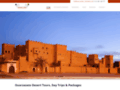 Day Excursions, Desert Tours from Marrakech, Holidays in Morocco