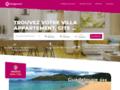 vacances en Guadeloupe - appartements et maisons de vacances - locations gites, villas, bungalows - location vacance - location Martinique