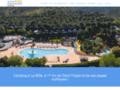 Camping Pachacaid village vert de plein air Saint Tropez