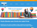Détails : Revente de packs d'ebooks : un business florissant