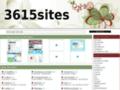 Détails : Annuaire de pages 3615sites