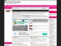 Classeur gratuit : Pages du Keroinsite