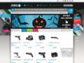 Capture du site http://www.paintballgames62.com/