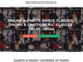 DANCE CLASSES IN SOUTH DELHI - MUSIC CLASSES