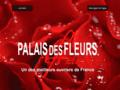 Détails : Fleuriste en ligne - Palais des Fleurs