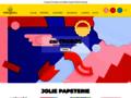 Détails : Papier Merveille : papeterie en ligne