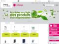 Voir la fiche détaillée : Vente en ligne de fournitures de bureau - Parex Calipage