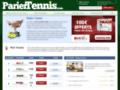 Détails : Sites de pari tennis en ligne
