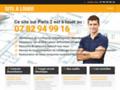 Détails : Les propositions de l'électricien sur Paris 02