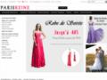 robe ceremonie femme sur www.parisreine.com