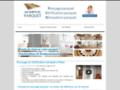 Détails : Entreprise vitrification ponçage parquet
