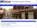 site http://www.patrickceschin-btp.fr