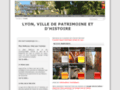 Patrimoine de Lyon