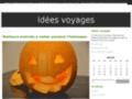 Détails : Pause voyage canal blog