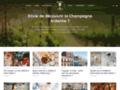 Détails : Paysages du champagne