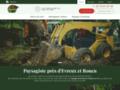 Détails : LD Paysages, votre paysagiste près d'Évreux et Rouen