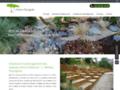 Détails : Aménagement du jardin dans le 33