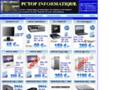 PC Top  : matériel informatique occasion