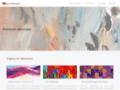 Détails : Peinture abstraites, le langage visuel