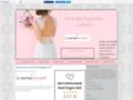 robe mariage enfant sur perledespyrenees.canalblog.com